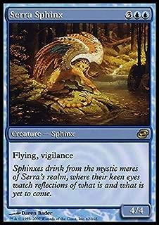 Magic: the Gathering - Serra Sphinx - Planar Chaos
