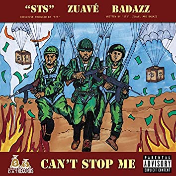 Can't Stop Me (feat. Badazz)