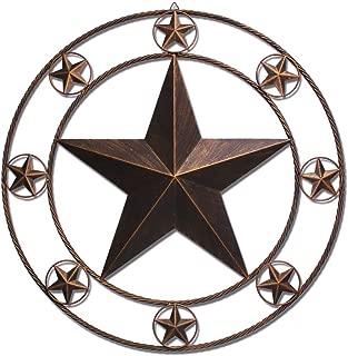 Best metal star in circle Reviews