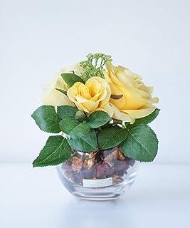 (エミリオロバ) EMILIO ROBBA TTITC05035 花 アレンジメント アートフラワー ギフト お祝い バラ ローズ ポプリ 香り