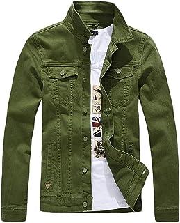 c604f930821 Amazon.com  Greens - Denim   Lightweight Jackets  Clothing