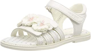 Geox J Sandal Karly Girl D, Sandales Bout Ouvert Fille