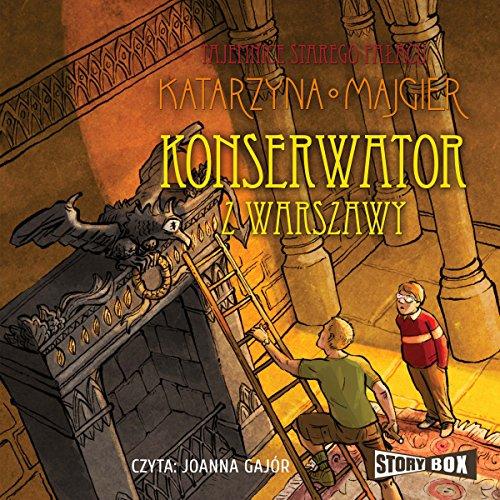 Couverture de Konserwator z Warszawy