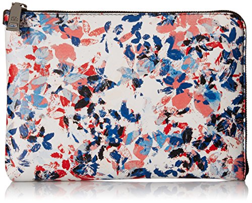 Ivanka Trump Rio Tech Clutch With Battery Charging Pack, Stencil Flower