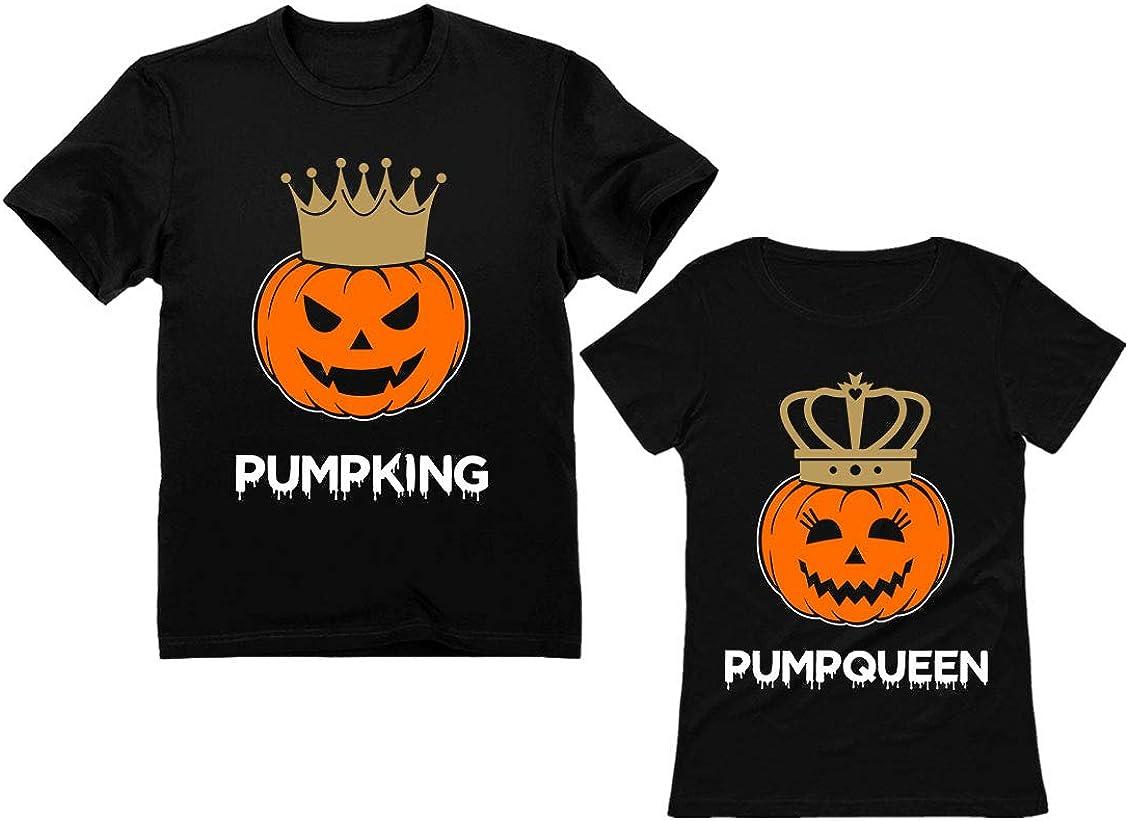 まとめ買い特価 Jack O' ☆最安値に挑戦 Lantern Halloween PumpKing Couple PumpQueen Shi Matching