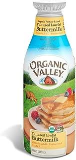 (NOT A CASE) Organic Cultured Lowfat Buttermilk