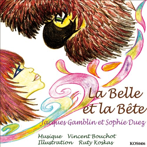La belle et la bête cover art