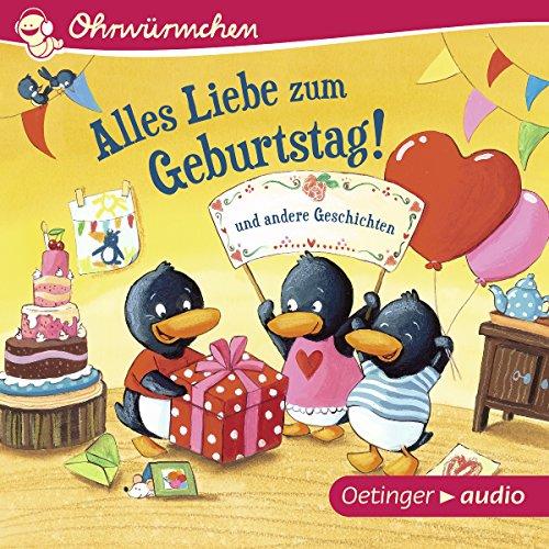 Alles Liebe zum Geburtstag! und andere Geschichten audiobook cover art