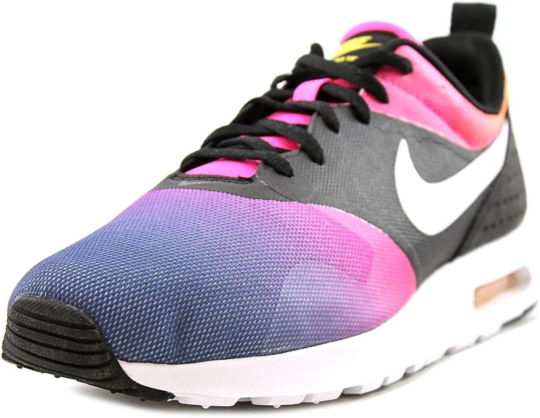 Nike AIR MAX TAVAS SD blå svarta svarta svarta män skor skor Neu  spara på clearance