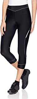 Women Premium 3D Padded Breathable ¾ Cycling Tights