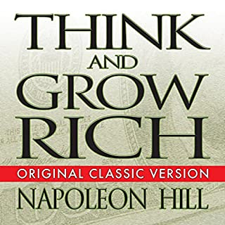 Think and Grow Rich                   By:                                                                                                                                 Napoleon Hill                               Narrated by:                                                                                                                                 Erik Synnestvedt                      Length: 9 hrs and 35 mins     1,892 ratings     Overall 4.5