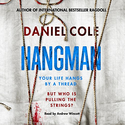 Hangman audiobook cover art