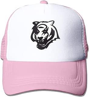 Franklin Sports Men's Cincinnati Bengals Adjustable Sports Fashion Outdoor Floral Baseball Cap Trucker Hats
