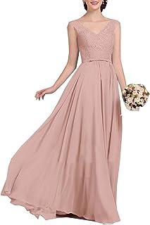 the best attitude 383fd 338ce Amazon.it: vestiti rosa antico