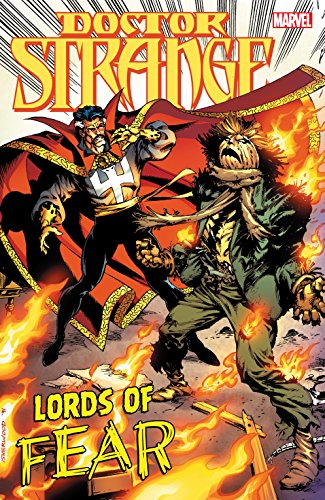 Doctor Strange: Lords of Fear (English Edition)