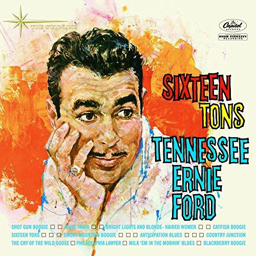 Sixteen Tons [Disco de Vinil]