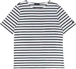 セントジェームス SAINT JAMES Tシャツ 半袖 ボーダー [並行輸入品]