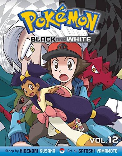 POKEMON BLACK & WHITE GN VOL 12 (C: 1-0-1)
