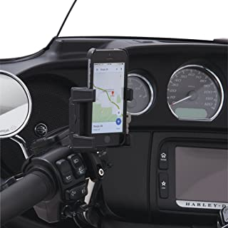 Ciro Smart Phone/GPS Perch Mount Holder without Charger, Black Finish 50311