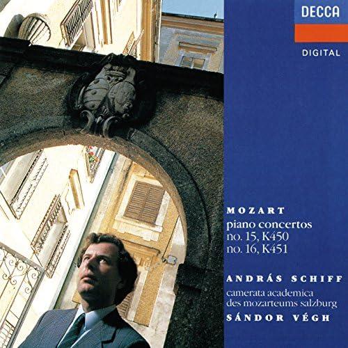 András Schiff, Camerata Academica des Mozarteums Salzburg & Sándor Végh