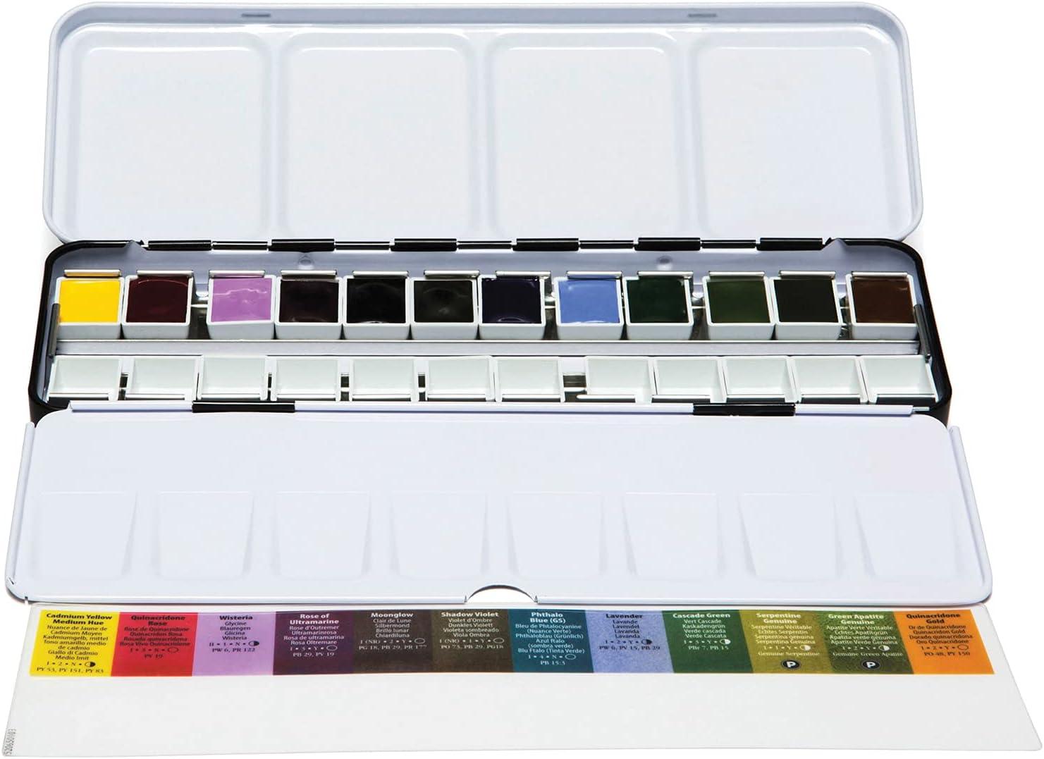 Daniel Smith Max 46% OFF Set Mezzi Godet Metal Import in Colors 12 Box