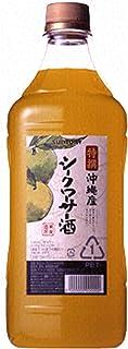 サントリー 特撰果実酒房 沖縄産シークワーサー酒 [ 濃縮カクテル 1800ml ]