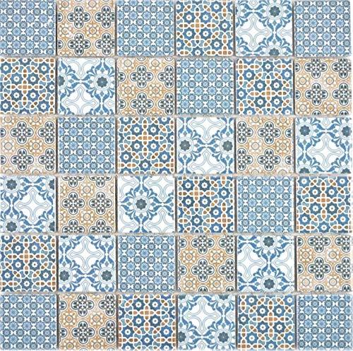 Mosaico de cerámica para pared, cocina, baño, azulejos, mosaico, placa de mosaico