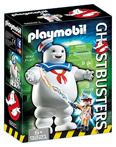 PLAYMOBIL(プレイモービル) ゴーストバスターズ Stay Puft マシュマロマン 9221 [並行輸入品]