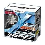 IPF ヘッドライト LED H4 バルブ 5000K コンパクト 海外限定モデル V143HLB