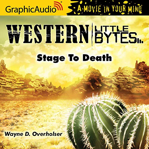 Stage To Death [Dramatized Adaptation] cover art