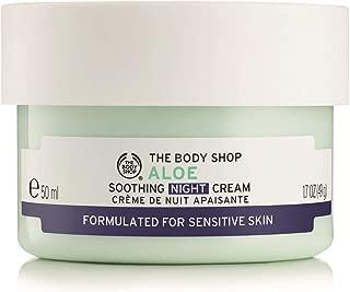 The Body Shop Aloe Soothing Night Cream, 1.7 Fl Oz