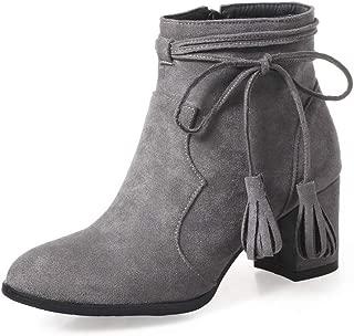 BalaMasa Womens ABS13955 Pu Boots