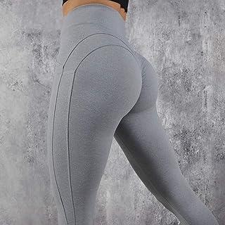 Beiziml Solid Sport Yoga Pants Deep V High Waist Mesh Sport Leggings Fitness Women Yoga Leggings Training Running Pants Sp...