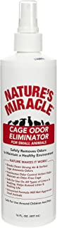 Nature's Miracle Cage Odor Eliminator For Small Animals 473ml