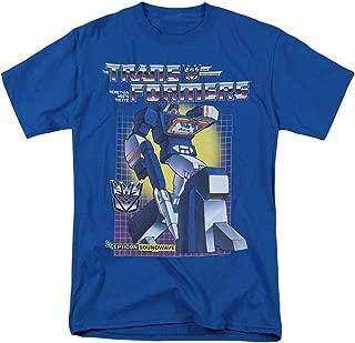 Transformers Soundwave T Shirt & Stickers