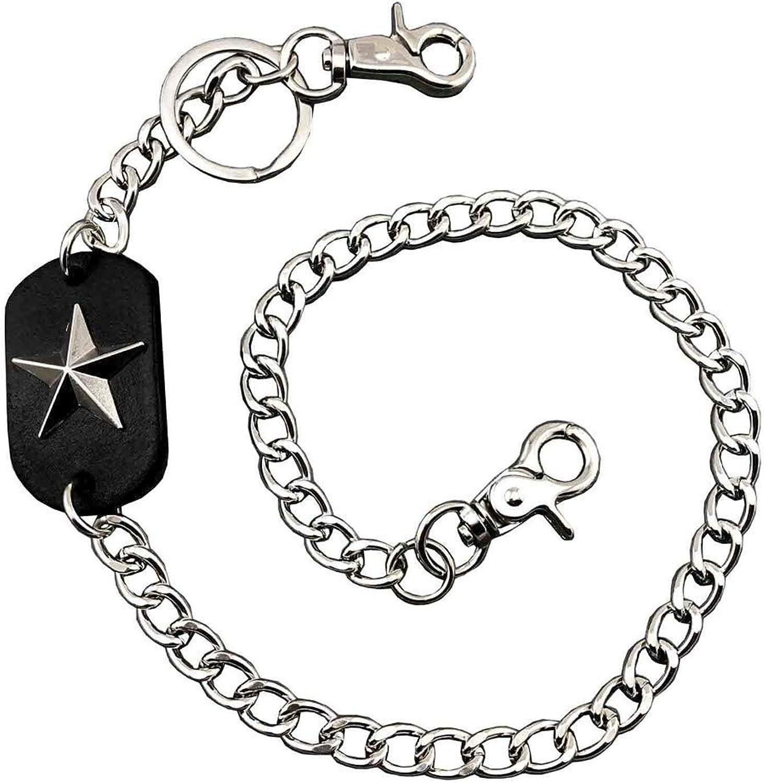 Belt Trousers Wallet Key Chain Pendant Pant Jean Gothic Rock Hip Hop Punk by Generic