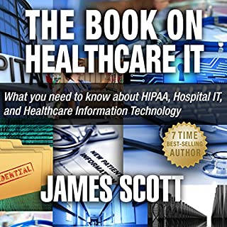 The Book on Healthcare IT cover art