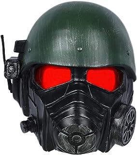 xcoser Veteran Ranger Helmet Resin Fallout Mask Halloween Cosplay Costume Accessory Prop