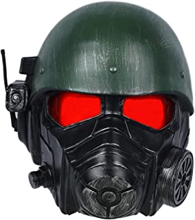 Veteran Ranger Helmet Resin Fallout Mask Halloween Cosplay Costume Accessory Prop