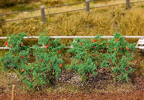 faller 181259 - 18 tomatenplanten, accessoires voor de modelspoorwegen, modelbouw