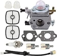 Coolwind C1U-K78 Carburetor Air Fuel Filter Line for Echo ES210 ES211 EB212 SV212 PB200 PB201 PB-200 PB-201 ES-210 Shredder A021000940 Shred N Vac