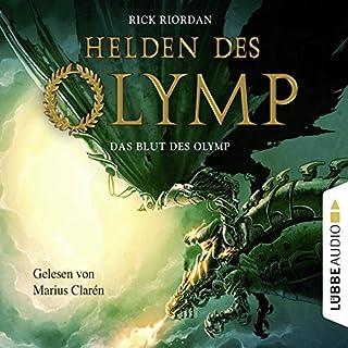 Das Blut des Olymp audiobook cover art