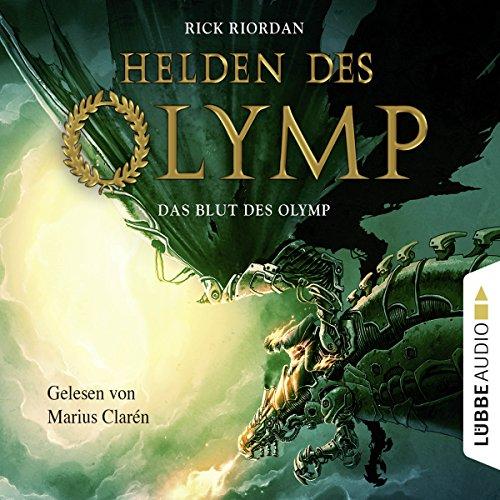 Das Blut des Olymp Titelbild