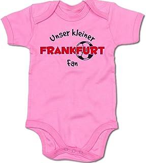 G-graphics Baby Body Unser Kleiner Frankfurt Fan 250.0485