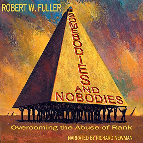 Somebodies and Nobodies audiobook cover art