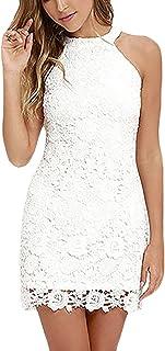 online retailer ca252 53654 Amazon.it: tubino donna pizzo - 4121316031: Abbigliamento