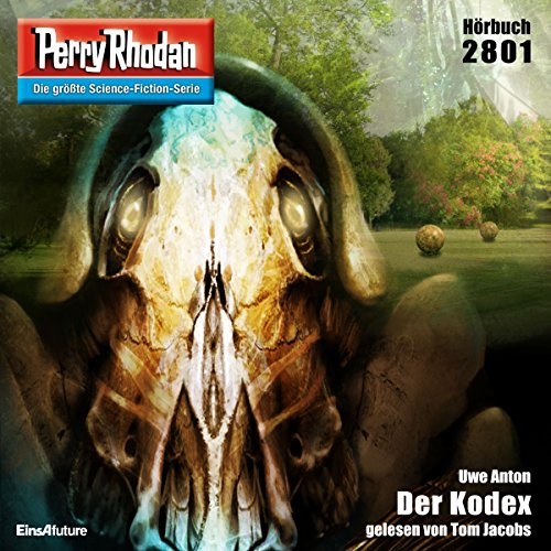 Der Kodex audiobook cover art