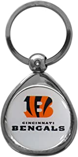 Siskiyou NFL Cincinnati Bengals Schlüsselanhänger, Metall/Chrom
