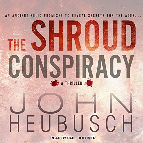 The Shroud Conspiracy cover art