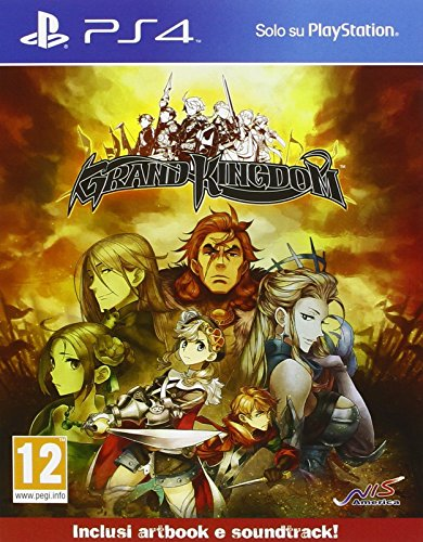 Grand Kingdom - Day-One Edition - PlayStation 4